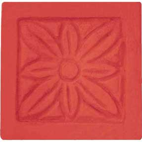 Octagon Tile Flower